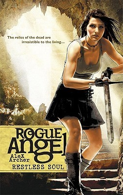Restless Soul (Rogue Angel #28)  by  Alex Archer