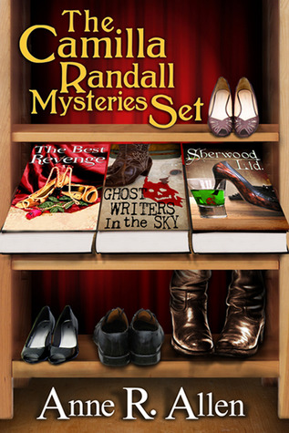 The Camilla Randall Mysteries 3 in 1 Box Set  by  Anne R. Allen