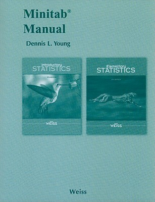 Minitab Manual for Introductory Statistics and Elementary Statistics  by  Neil A. Weiss