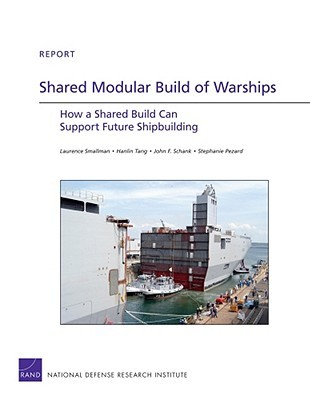 Shared Modular Build of Warships  by  Laurence Smallman