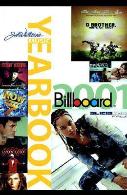 2001 Billboard Music Yearbook Joel Whitburn