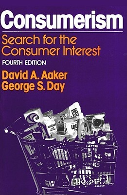Consumerism, 4th Ed. David A. Aaker