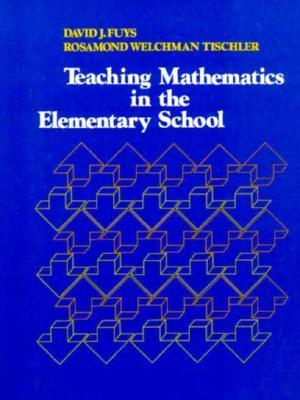 Teaching Math in Elementary School David Fuys