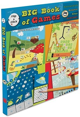 Flip & Click Big Book of Games: 100 Games  by  Andrews McMeel Publishing
