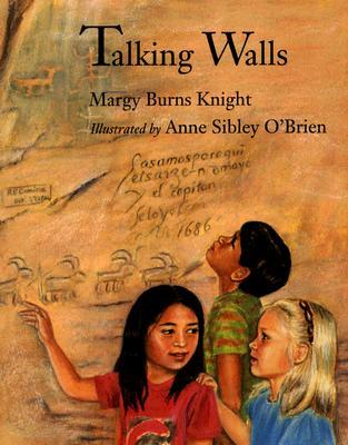 Talking Walls  by  Margy Burns Knight