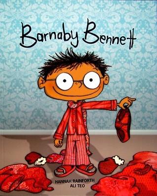 Barnaby Bennett  by  Hannah Rainforth