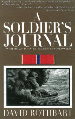 A Soldiers Journal  by  David Rothbart