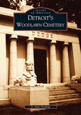 Detroits Woodlawn Cemetery  by  Albert Dale Northup