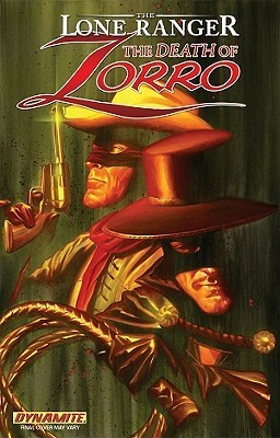 The Lone Ranger/Zorro: The Death Of Zorro  by  Ande Parks