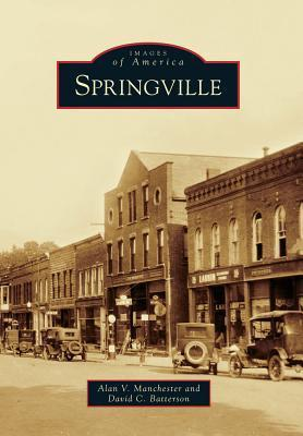 Springville (Images of America  by  Alan V. Manchester