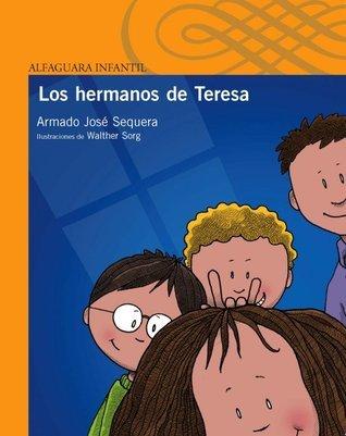 Los hermanos de Teresa Armando José Sequera
