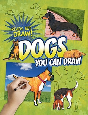 Dogs You Can Draw  by  Nicole Brecke