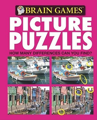 Picture Puzzles #8: How Many Differences Can You Find? Publications International Ltd.