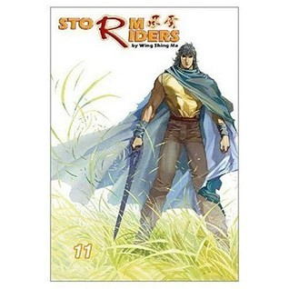 Storm Riders, Volume 11  by  Wing Shing Ma