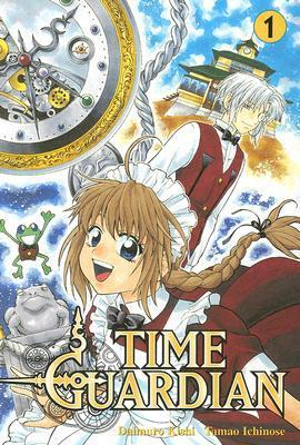 Time Guardian, The: Volume 1  by  Tamao Ichinose