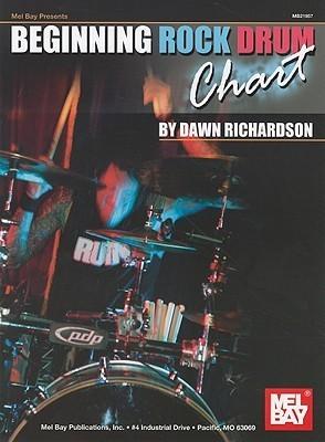 Beginning Rock Drum Chart  by  Dawn Richardson