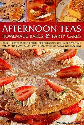The Teatime Cookbook Valerie Ferguson