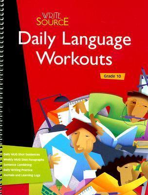 Daily Language Workouts Grade 10 Patrick Sebranek