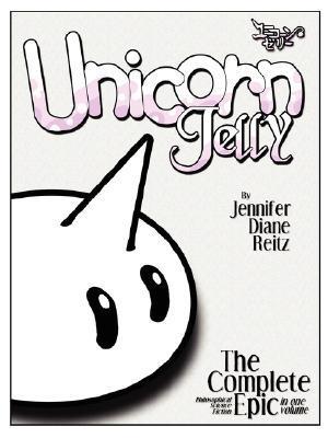 Unicorn Jelly  by  Jennifer Diane Reitz