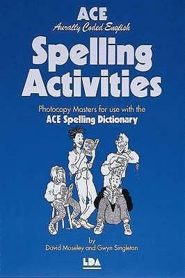 Ace Spelling Activities David Moseley