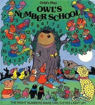Owls Number School Pam Adams