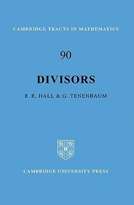 Divisors  by  Richard R. Hall