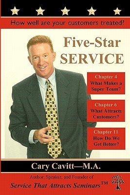 Five-Star Service  by  Cary Cavitt