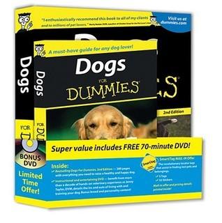 Dogs for Dummies, DVD Bundle [With DVD]  by  Gina Spadafori