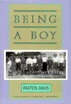 A Boy No More Paxton Davis