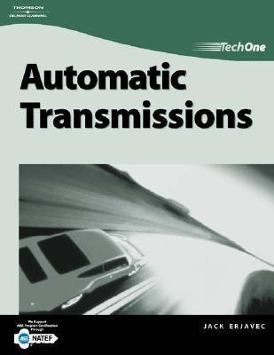 Techone: Automatic Transmissions  by  Jack Erjavec