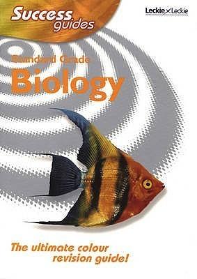 Standard Grade Success Guide In Biology Hannah Kingston