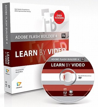 Adobe Flash Builder 4 [With DVD ROM] Kevin Ruse