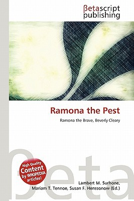 Ramona the Pest  by  NOT A BOOK