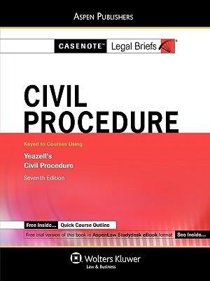 Civil Procedure Casenote Legal Briefs