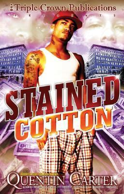 Stained Cotton Quentin Carter