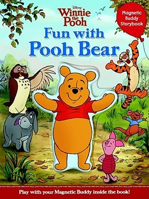 Fun with Pooh Bear: Magnetic Buddy Storybook Readers Digest Association