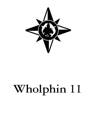 Wholphin No. 11  by  Brent Hoff