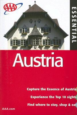 AAA Essential Austria, 3rd Edition  by  Christopher Rice