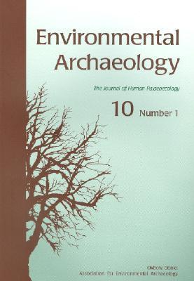 Environmental Archaeology 10, Part 1 Glynis Jones