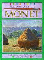 Famous Artists - Monet  by  Antony Mason