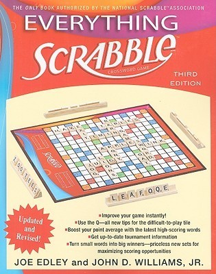 Everything Scrabble: Third Edition  by  Joe Edley