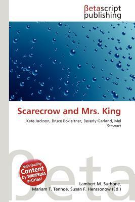 Scarecrow and Mrs. King NOT A BOOK