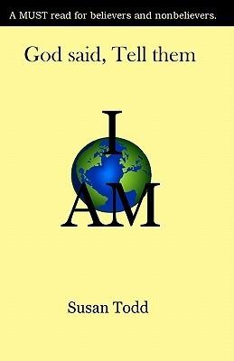 God Said, Tell Them, I Am.: Too Deep a Gethsemane Susan Todd