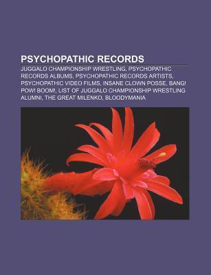 Psychopathic Records Books LLC