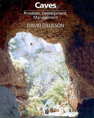 Caves: Processes, Development and Management  by  David Gillieson