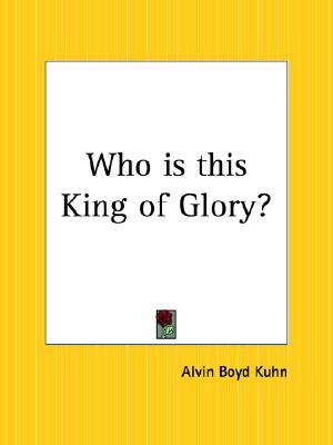 A Rebirth for Christianity Alvin Boyd Kuhn