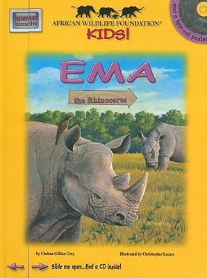Ema the Rhinoceros (African Wildlife Foundation) Chelsea Gillian Grey