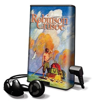 Robinson Crusoe [With Headphones]  by  Daniel Defoe