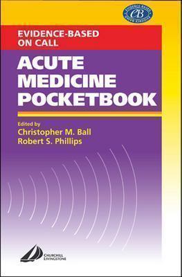 Acute Medicine Pocketbook Yi Yang