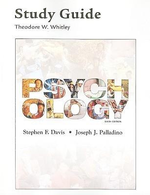 Psychology-Study Guide Stephen F. Davis